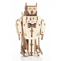 Mr Playwood - Transformer Robot Avion