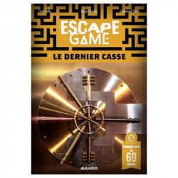 Escape Game - Le Dernier Casse