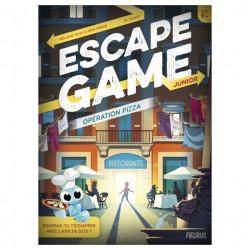 Escape Game Junior - Opération Pizza
