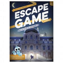 Escape Game Junior - Qui a Volé la Joconde ?