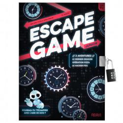 Escape Game Junior - 3 Aventures (Le Dernier...