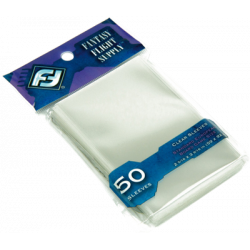 50 Protège Cartes Std EU FFG (Paquet Violet)