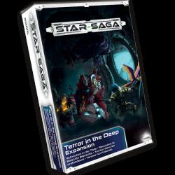 Star Saga : Terreur Dans les Profondeurs