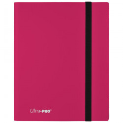 Pro Binder A4 360 Cartes - Hot Pink - Ultra Pro
