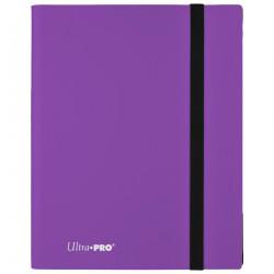 Pro Binder A4 360 Cartes - Royal Purple - Ultra...