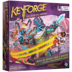 Keyforge : Collision des Mondes - Starter 2...