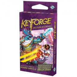 Keyforge : Collision des Mondes - Deck