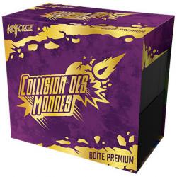 Keyforge : Collision des Mondes - Boite Premium