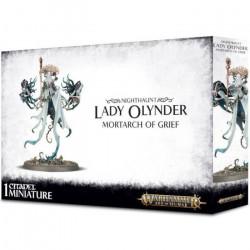Age of Sigmar : Nighthaunt - Lady Olynder...