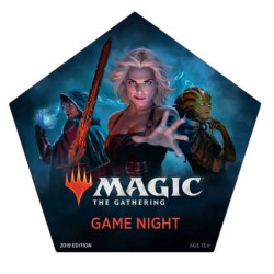 Magic Coffret Game Night 2019 VO