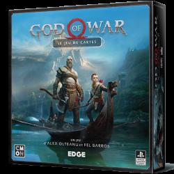 God of War : Le Jeu de Cartes