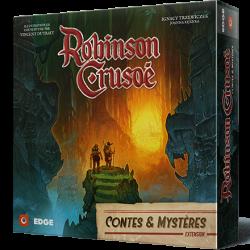 Robinson Crusoé : Contes & Mystères