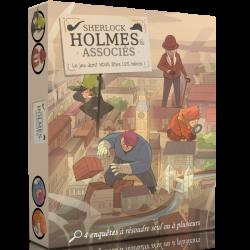 Sherlock Holmes et Associés : Le Jeu...