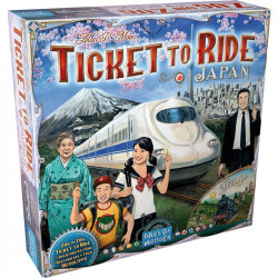 Les Aventuriers du Rail - Japon / Italie