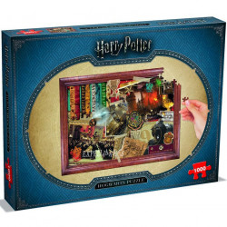 Puzzle Harry Potter - Poudlard - 1000...