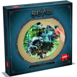 Puzzle Harry Potter - Créatures...