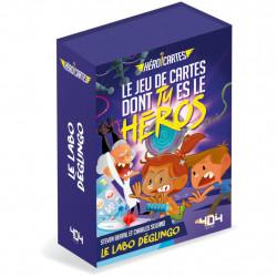 Héroï' Cartes - Le Labo Déglingo