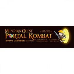 Munchkin Quest 3: Portal Kombat