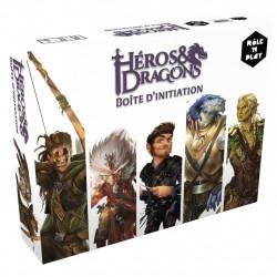 Héros & Dragons - Boite d'Initiation édition...