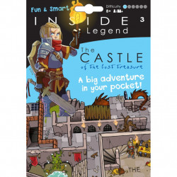 Inside 3 Legend Bleu - The Castle of...