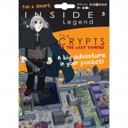Inside 3 Legend Orange - The Crypts of the Last...