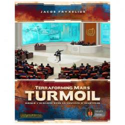 Terraforming Mars : Turmoil (version KS)