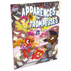 Tails of Equestria : Les Apparences Sont...