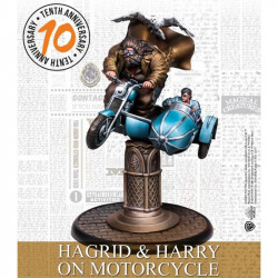 Harry Potter Miniatures Adventure Game: Hagrid...