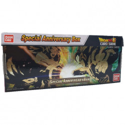 Dragon Ball Super JCC – Special Anniversary Box...