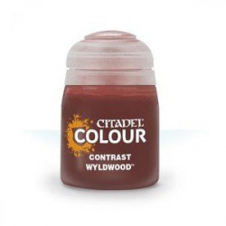 Citadel Colour Contrast Wyldwood