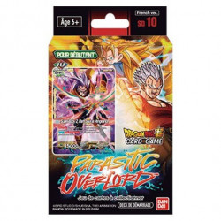 Dragon Ball Super Card Game - Starter 10