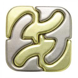 Cast Huzzle - Square (Diff. 5/6)