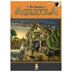 Agricola - Boîte abîmée