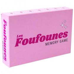 Les Foufounes - Memory Game