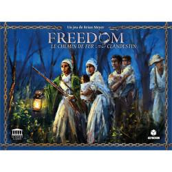 Freedom - Le Chemin de Fer Clandestin (+ bonus)