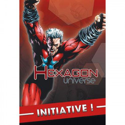 Hexagon Universe : Initiative !