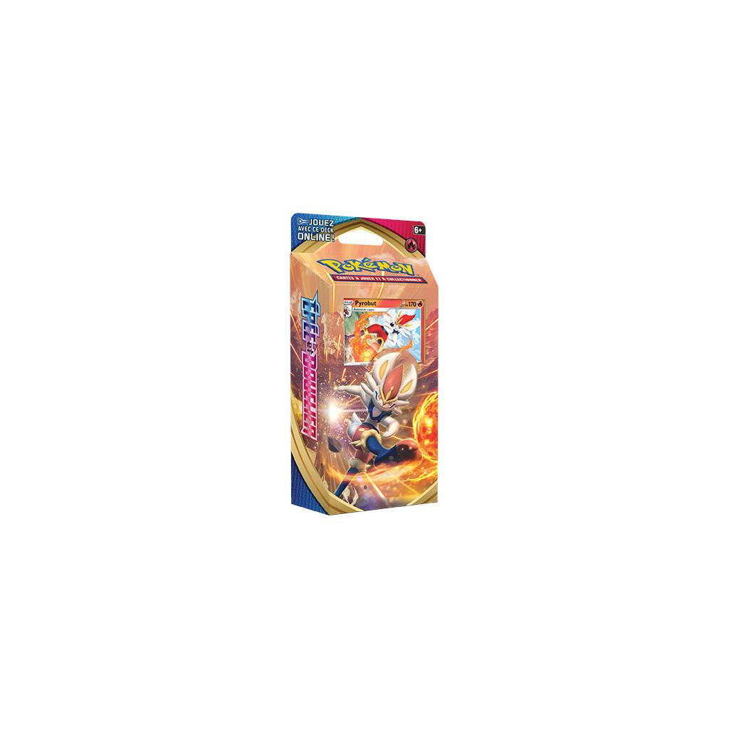 Acheter Pokemon Starter Eb01 Epee Et Bouclier Pyrobut Ludifolie