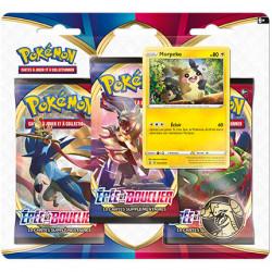 Pack 3 Boosters - EB01 Epée et Bouclier