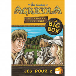 Agricola Big Box 2 Joueurs - Les Fermiers de la...