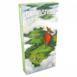 Dominations - Extension Provinces