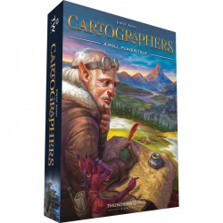 Cartographers : Une Epopée dans l'Univers de...