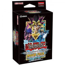 Yu-Gi-Oh! JCC - Movie Pack Secret Edition