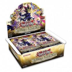 36 Boosters Duellistes Légendaires : Les Héros...