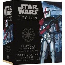 Star Wars : Légion - Soldats Clones de Phase 1...