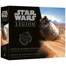 Star Wars : Légion - Capsule de Sauvetage Ecrasée
