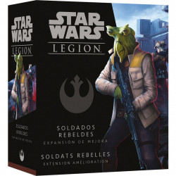 Star Wars Légion - Soldats Rebelles - Extension...