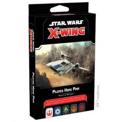 X-Wing 2.0 - Pilotes Hors Pair - Paquet de...