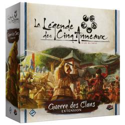 La Légende des 5 Anneaux JCE - Guerre des Clans