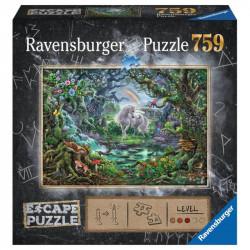 Escape Puzzle : Licorne