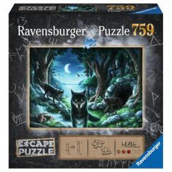 Escape Puzzle : Histoires de Loups